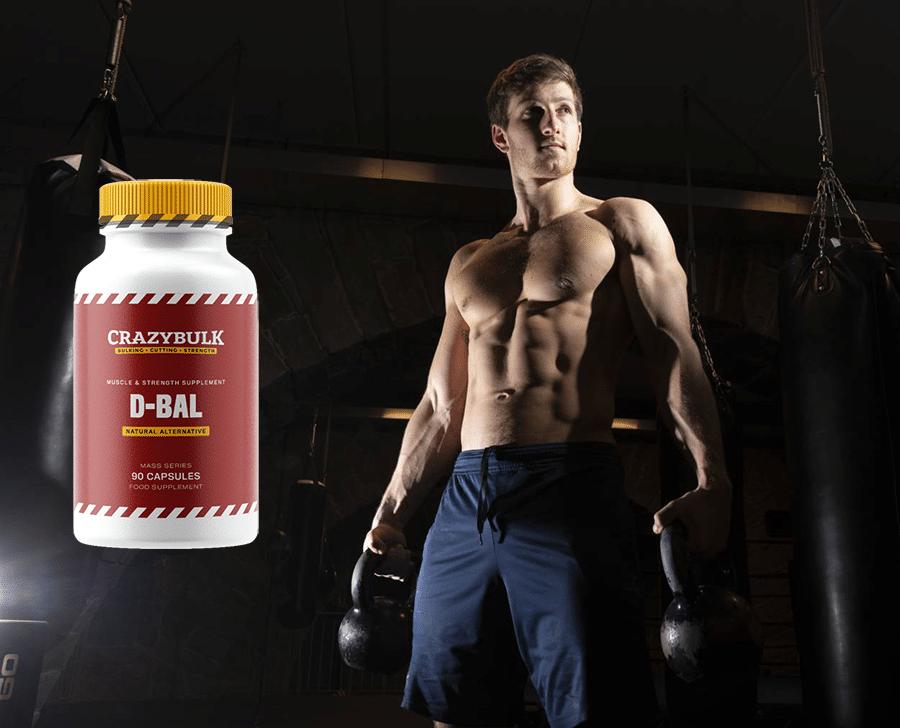 D-Bal : complément alimentaire pour prendre du muscle