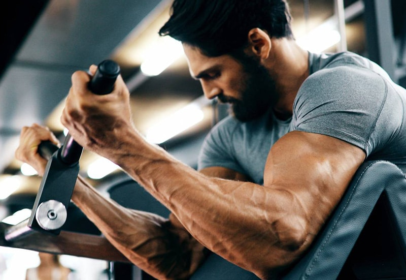 Prise de muscle grâce au D-Bal